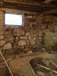 Michigan Stone Mason Stone Foundation Repair Stone Basement