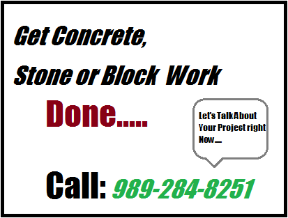 Mid Michigan Concrete Contractor