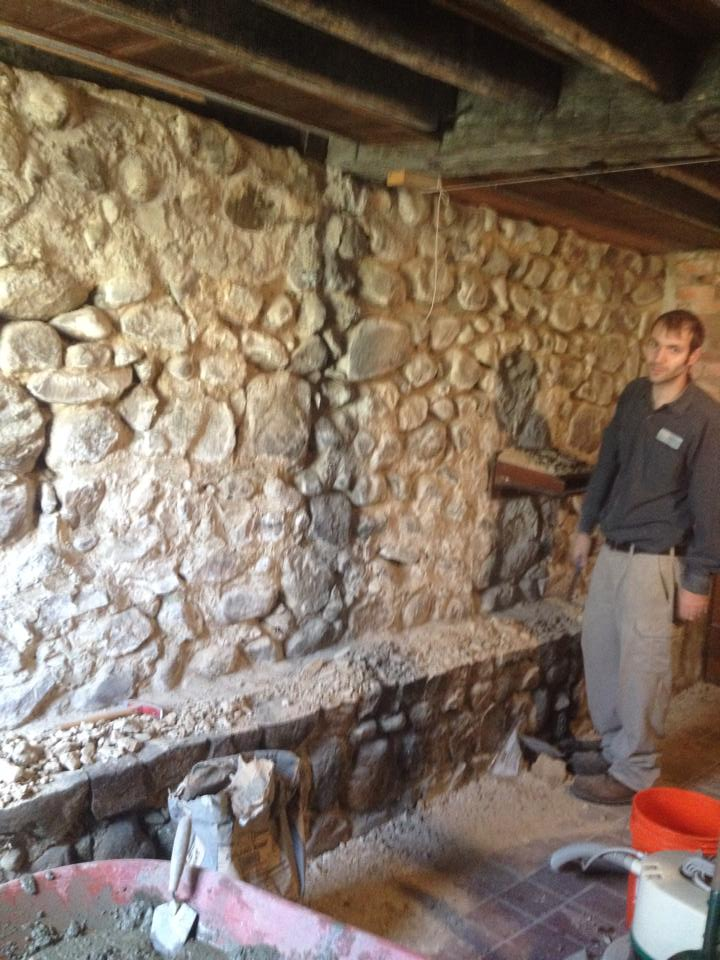 Ordinaire ... Michigan Basements And Stone Basment Wall Repair